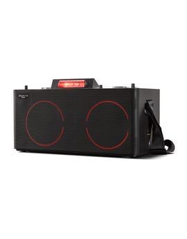 Party speaker e mixer dj portatile
