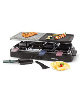 Grill per raclette