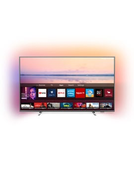 "Smart tv led uhd 4k 50PUS6754 ""Philips"" nero"