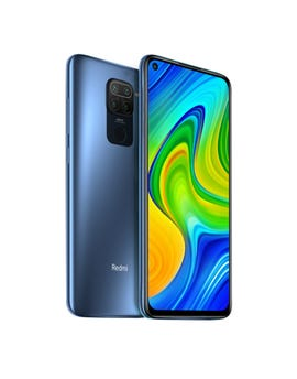 Smartphone Redmi Note 9 4GB+128GB Midnight Grey