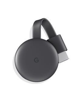 Google Chromecast black