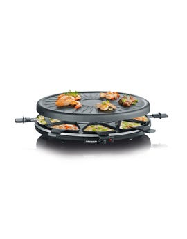 Raclette con grill RG 2681