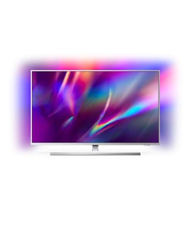 """Tv 65"""" 4k UHD Android Ambilight3 """"Philips"""" silver"""