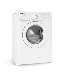 """Lavatrice carica frontale 7 Kg """"Indesit"""" bianco"""