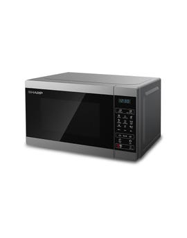 Microonde con grill 20 lt