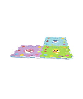 Tappetone puzzle Baby Shark multicolor